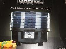 Waring Food Dehydrator 11df21 Manual