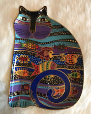 1995 Royal Doulton Cat Fish Laurel Burch Lmt Edition Fine Bone China England