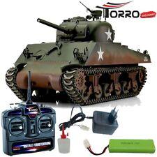 TORRO 1:16 RC M4A3 Sherman Tank IR Pro-Edition 1112400762
