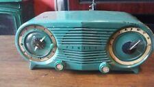 vintage 1950s zenith owl radio rare