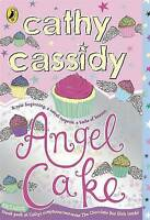 Angel Cake by Cathy Cassidy, Acceptable Used Book (Paperback) FREE & FAST Delive