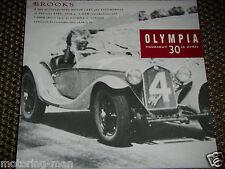 BROOKS AUCTION CATALOGUE 1992 No15 OLYMPIA LONDON FRAZER NASH LE MANS 365GTC