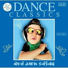 Dance Classics: New Jack Swing, Vol. 6 by Various Artists (CD, Aug-2012, Rodeo)