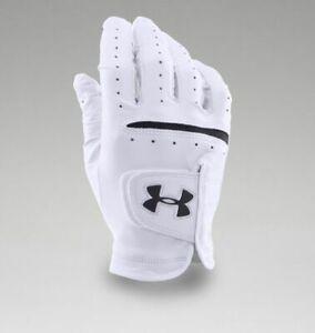 Under Armour Men's UA StrikeSkin Tour Right Hand Golf Glove 1275442-100