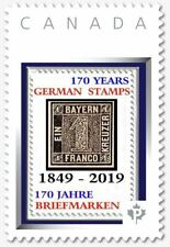 Germany 170 years Stamps  -CDN Picture Postage stamp