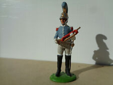 Tradition, Napoleonic French cavalry bugler, well painted lead soldier 54mm, v9