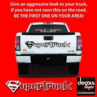 Fits GMC SIERRA & SILVERADO 1500, 2500, 3500 Yukon Tail Gate Decals Graphics