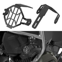 For BMW R1200GS/F800GS Adventure Auxiliary Fog Light Protect Cover 2pcs