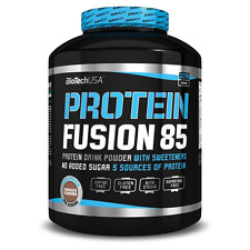 Protein Fusion 85 - 2270 g - Biotech - arome fraise