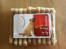 Os pressé à macher Zolux 16 cm récompense pour chien - Lot de 10 os