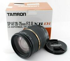 N.Mint in box Tamron SP AF 28-75mm f/2.8 XR Di MACRO Lens For Nikon from Japan