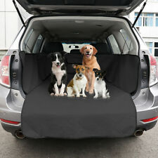 Quilted Pet Cargo Liner Car Truck Dog Rear Back Seat Cover Protector Waterproof