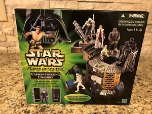 Star Wars Power of the Jedi Carbon: Freezing Chamber (2000) New/Unopened!!