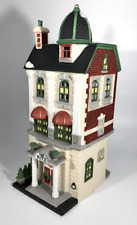 Dept 56 Christmas In The City - Ritz Hotel 59730 Retired Building - Brand New