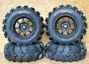 Hardcore 28 Zoll ATV Schlamm Mud Gelände Radsatz CF Moto Cforce 800 820 850 1000