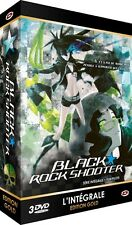 ★ Black Rock Shooter ★ Intégrale + OAV - Edition Gold - 3 DVD