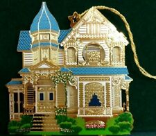 Shelia's Historical Ornament & Stand 3D Riley-Cutler House Monmouth, Oregon