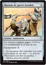 MTG Magic C17 - Loxodon Warhammer/Marteau de guerre loxodon, French/VF