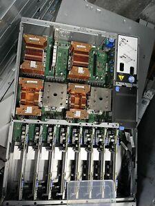 IBM Power System S822LC 8335GTB SERVER 512GB DDR 4XNVIDIA P100 GPU 2X POWER8 CPU