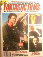 Fantastic Films Magazine #44 SF Fantasy Horror (June 1985) Mad Max 3 (Fine)