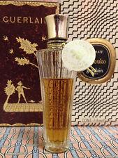 Vintage 60s RARE Mitsouko Guerlain 1/4 oz 7.5 ml Pure Parfum Extrait Marly Horse