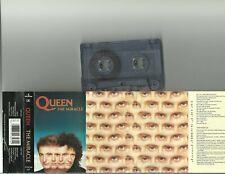 QUEEN - THE MIRACLE CASSETTE ALBUM