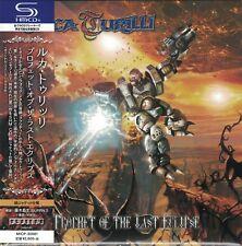 LUCA TURILLI - Prophet Of The Last Eclipse Japan Mini LP SHM-CD 2018 Rhapsody