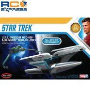 Polar Lights 1/1000 Star Trek U.S.S. Grissom and Klingon Bird Of Prey PLL957