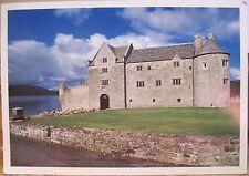 "Irish Postcard Parke'S Castle County Leitrim Ireland Duchas 4.75"" x 7"" Supersize"