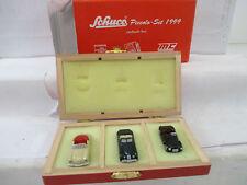 Schuco Piccolo-Set 1999 Porsche , Jaguar , Ferrari WT202