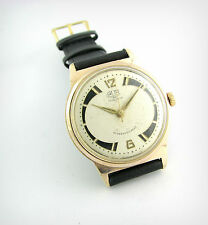 Vintage Watch... GUB GLASHUTTE...Cal.70.1...Gold Plated...Rare Dial...Check It!!