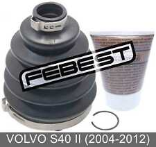 Boot Outer Cv Joint Kit 88X126X26.5 For Volvo S40 Ii (2004-2012)
