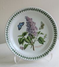 "Portmeirion Botanic Garden SALAD PLATE England 8.5 "" Lilac Susan Williams-Ellis"