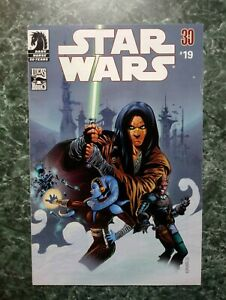 Star Wars #19 Hasbro Toy Variant 1st Aayla Secura (2000 Dark Horse Comics) VF