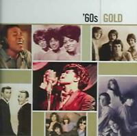 VARIOUS ARTISTS - 60'S GOLD NEW CD