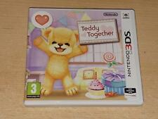 TEDDY Together NINTENDO 3ds PAL Reino Unido