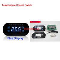 DC12V Digital Thermostat Temperature Alarm Sensor Meter Micro Controller Switch