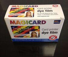 NEW Genuine Magicard M9005-751 LC1/D YMCKO Color Ribbon - 350 Prints
