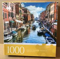 Island Murano, Venice 1000 Piece Jigsaw Puzzle Sinco Creations BRAND NEW