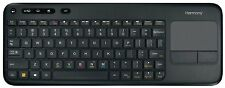 Logitech Harmony Smart Keyboard Add-On for Harmony Ultimate Hub Remotes R