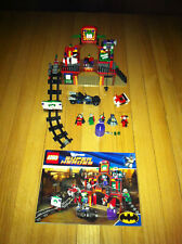Lego DC Universe Super Heroes The Dynamic Duo Funhouse Escape # 6857 Complete
