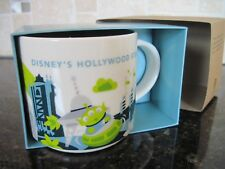 Starbucks Walt Disney World-Hollywood Studios-You Are Here Coffee Mug 2nd Edtion
