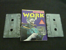 COMEDIANS GUIDE TO WORK RARE DOUBLE CASSETTE TAPE! MONTY PYTHON CHEVY CHASE