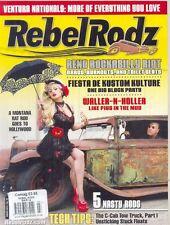 Rebel Rodz Magazine - Issue No. 37 (March 2014)