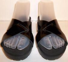 VAGABOND Womens Sandals ERIE EU 36 US 6 Black Patent Leather New