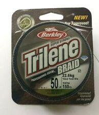 Berkley Trilene Professional Grade Braid PE 50LB/150YD Fishing Line