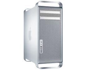 Apple Mac Pro 1,1 (A1186) 2x Intel Xeon 5130 2x 2,0 GHz 8GB RAM 1TB HDD 7300GT