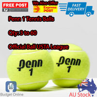 Penn 1 Championship Tennis Balls Extra Felt Official Ball USTA League