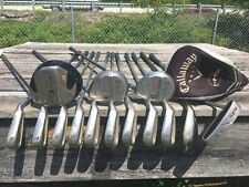 Nicklaus Bi-Metal Snake Eyes High Launch Mens RH Complete Clubs Set #81503