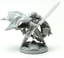 █ 30mm Resin Kingdom Death Messenger of Humanity Unpainted Unassembled WH270